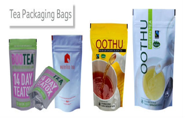 tea packaging materials