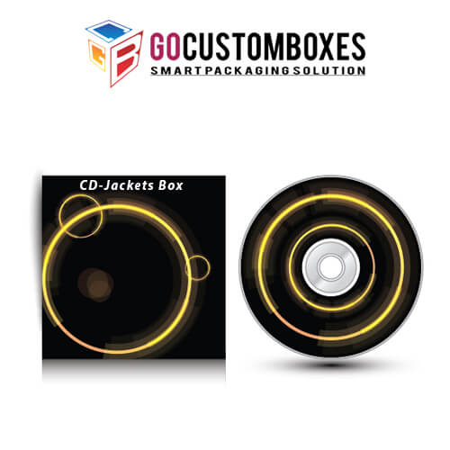 CD Jackets Packaging Wholesale
