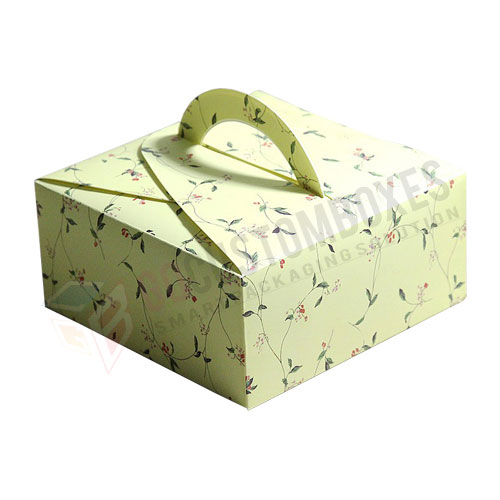 Cardboard Handle Boxes: GoCustomBoxes co uk