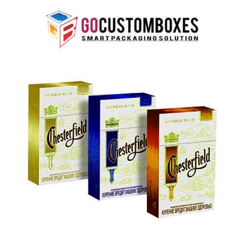 Cigarette packaging wholesale