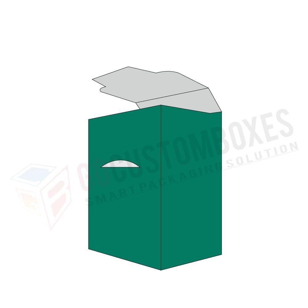 Custom Bag Shaped Box Auto Bottom