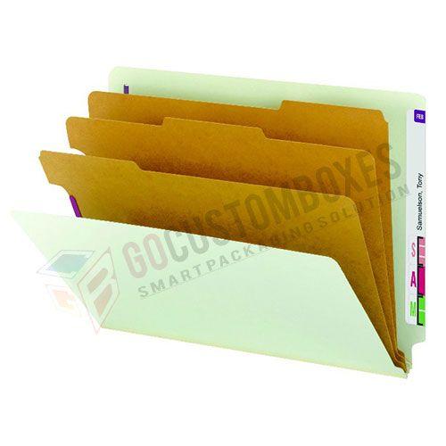 Custom Folders uk
