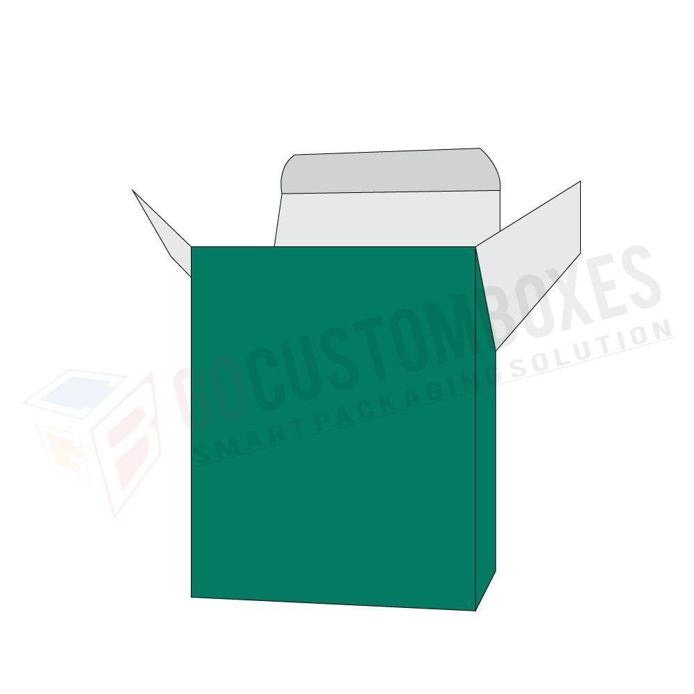Custom Slope Top Reverse Tuck End