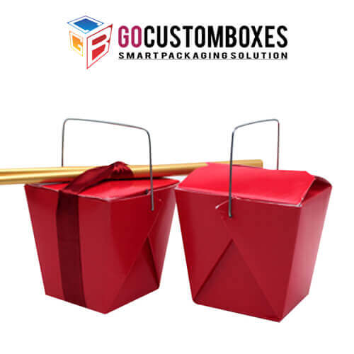 Chinese Takeout Boxes UK