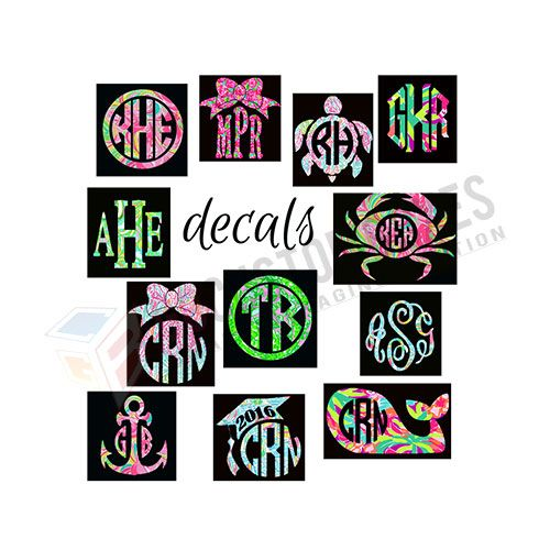 Decal wall stickers wholesale