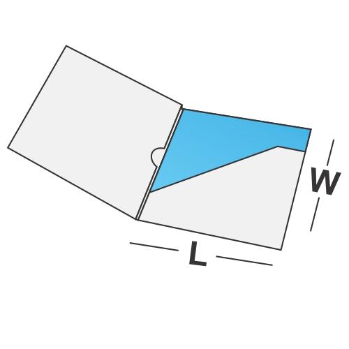 Disc Folder Packaging