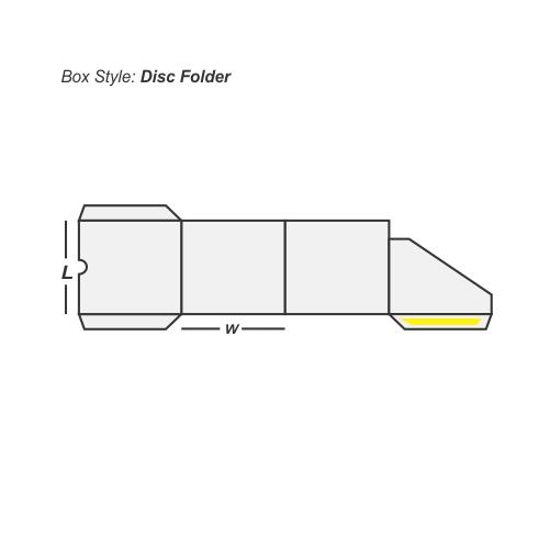 Disc Folder Printing