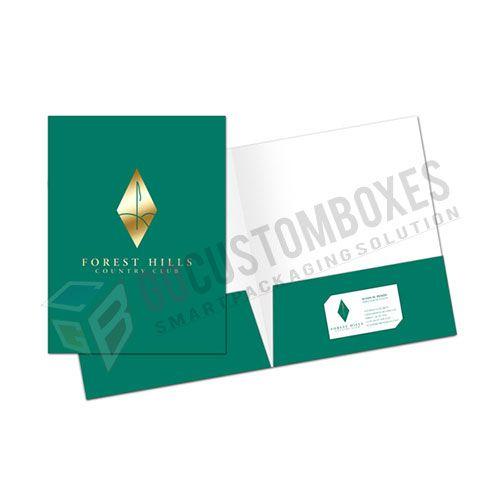 Folders printing designs