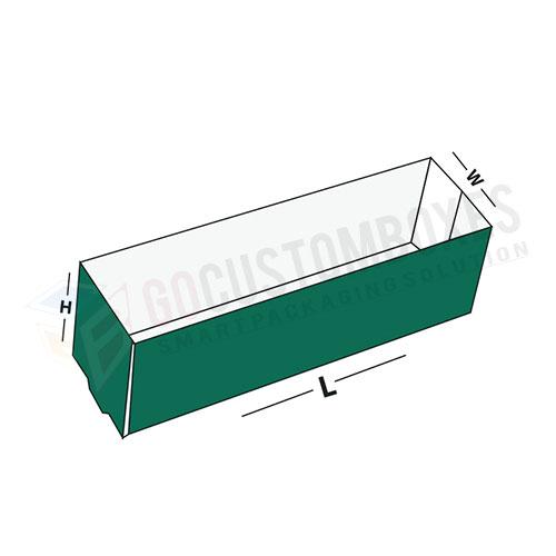 Full Flat Double Tray