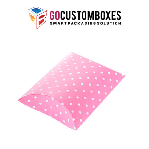 Custom Pillow Boxes