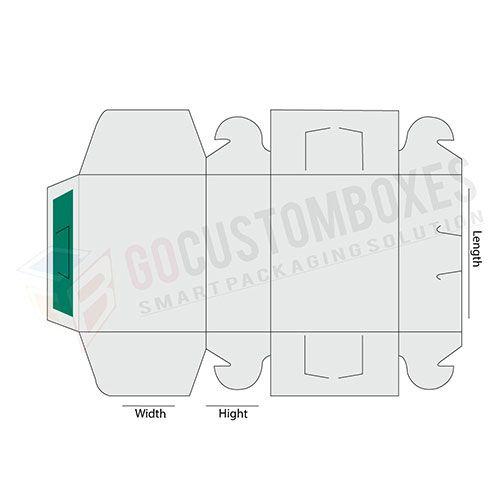 Side Lock Six Corner printing