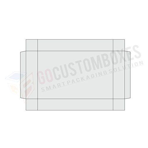 Tray and sleeve Box printing