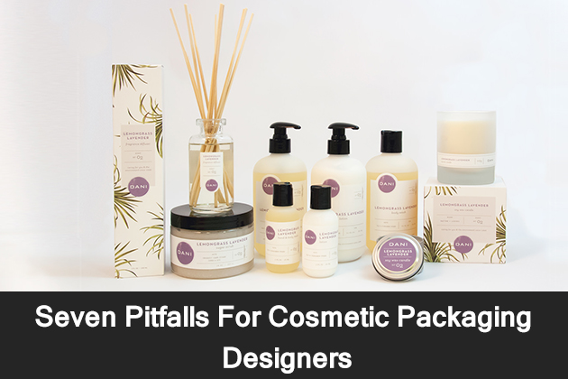 Seven Pitfalls For Cosmetic Packaging Designers