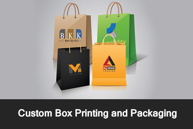 Custom Box Printing and Packaging