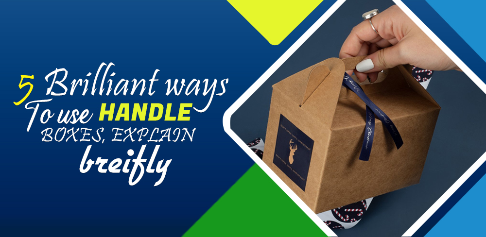 5 Brilliant Ways to Use of Handle Boxes