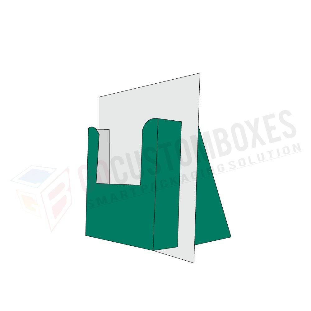 Brochure Display Holder Box