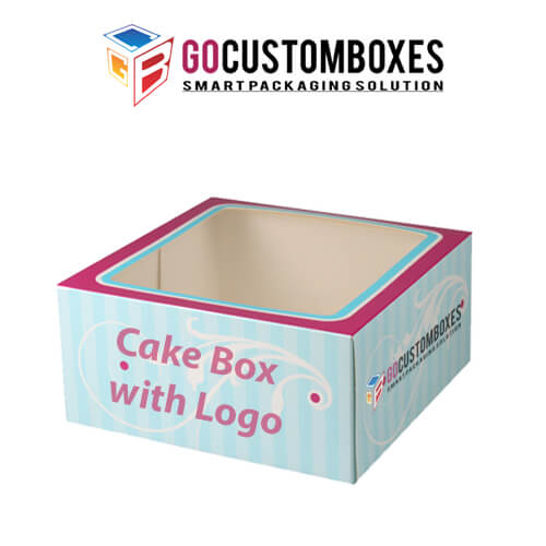 Cake Boxes Packaging Wholesale