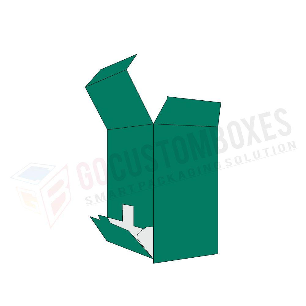 Cheap Flip Out Open Dispenser Box