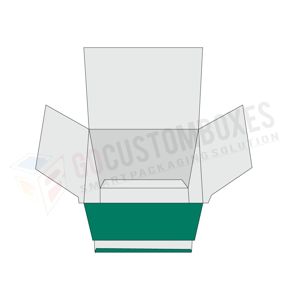 Cheap Perforated Dispenser Box