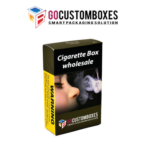 Cigarette Boxes UK