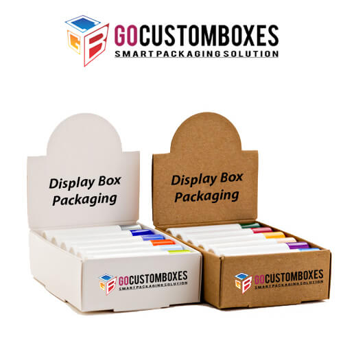 Counter Display Packaging
