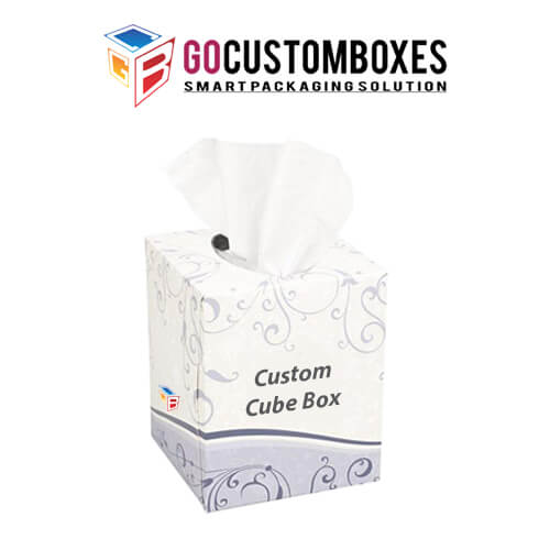 Cube packaging Wholesale