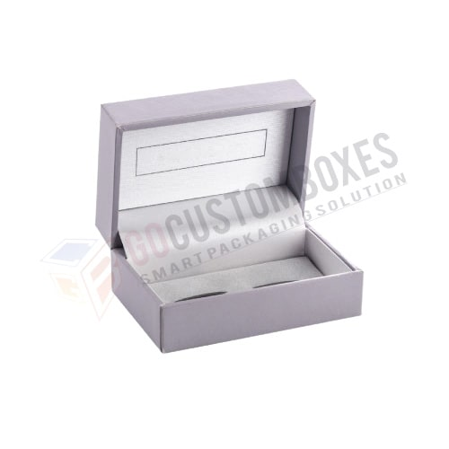 Boxes for cufflinks