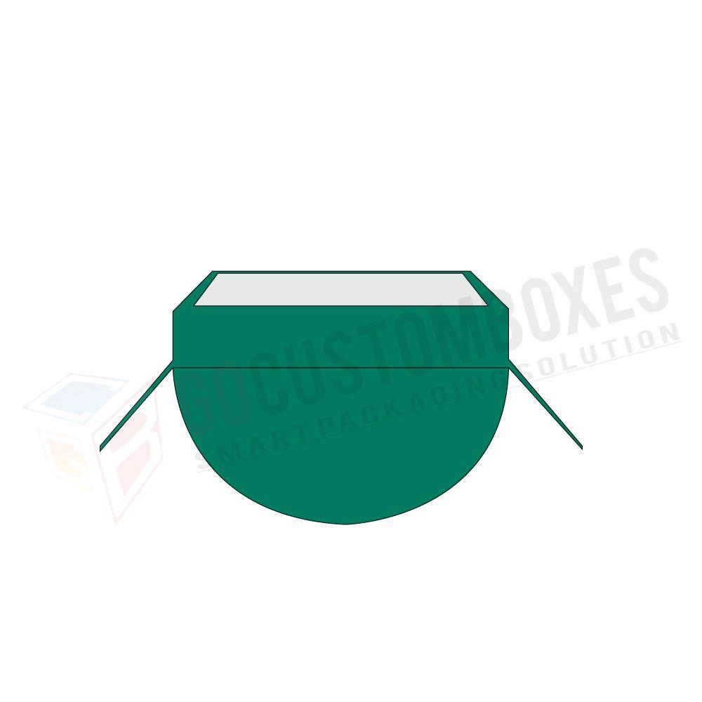 half circular interlocking top flaps for sale