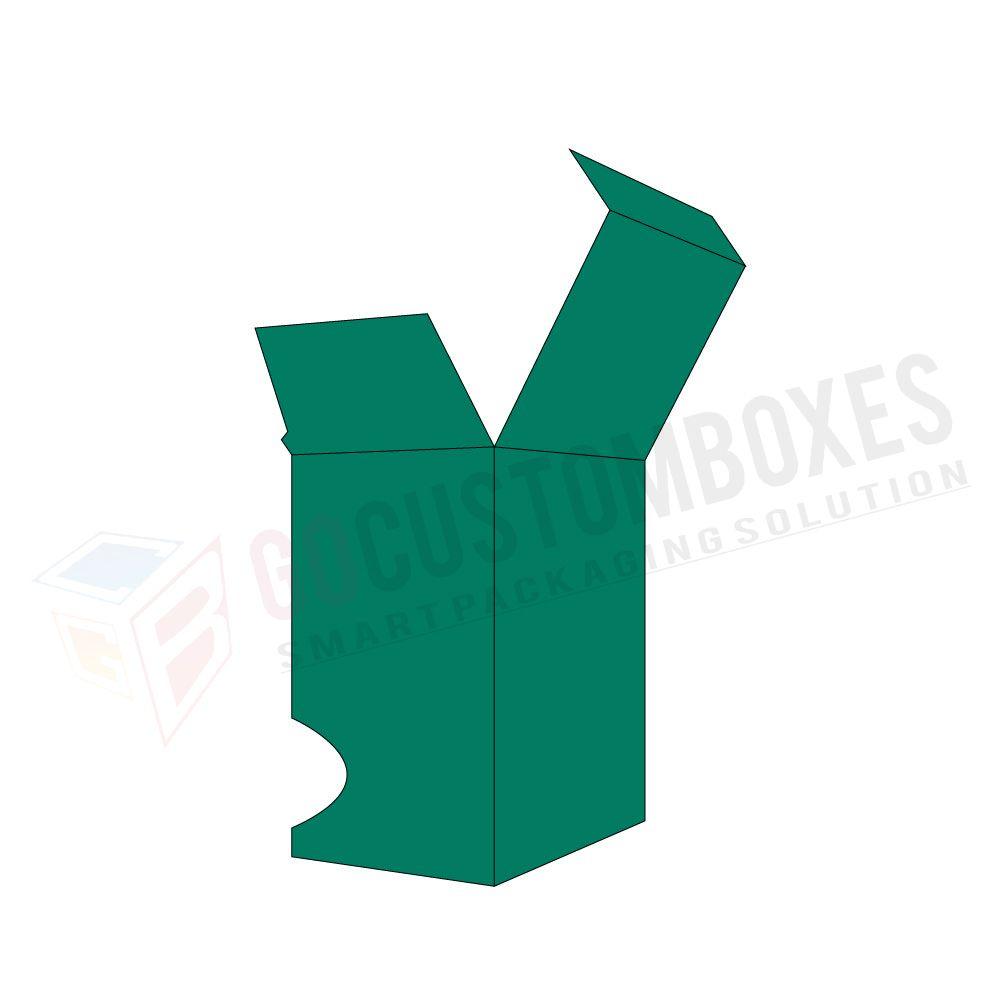 Custom Perforated Dispenser Box