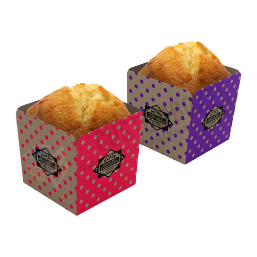 custom printed muffin boxes