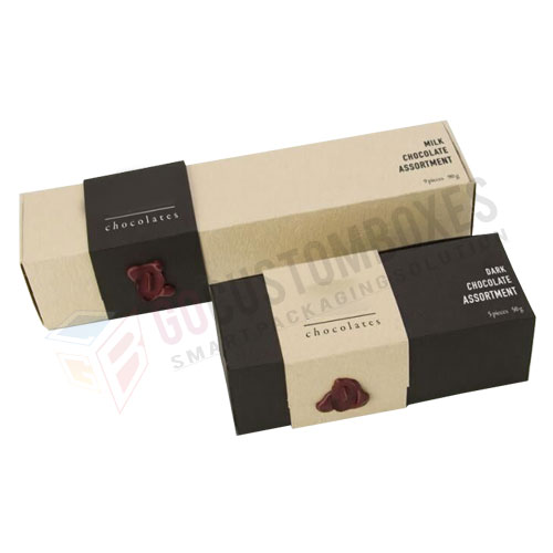 custom shape size of chocolate boxes