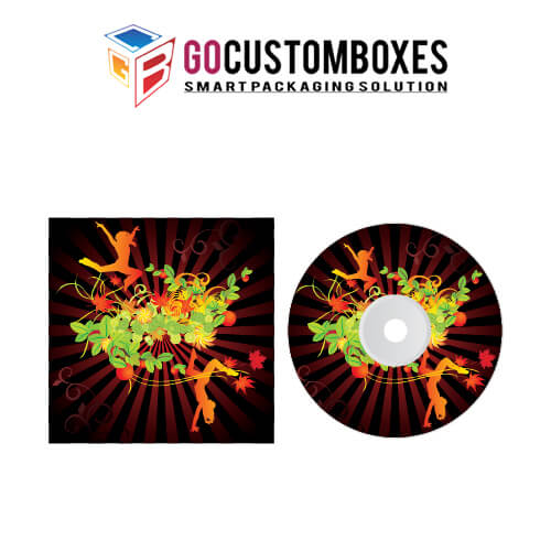 CD Jackets Packaging Design