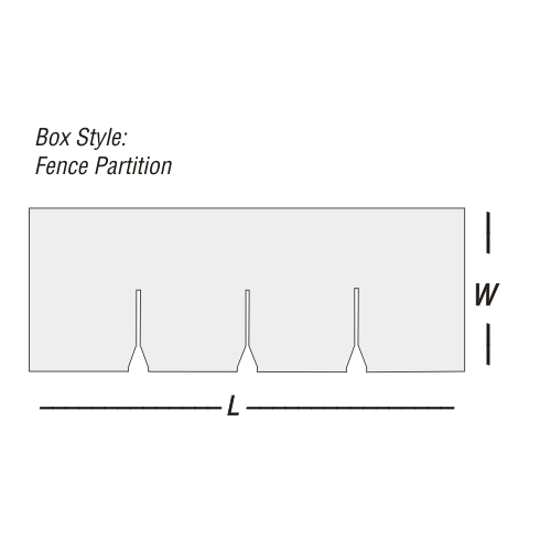 Fence Partitions Printing