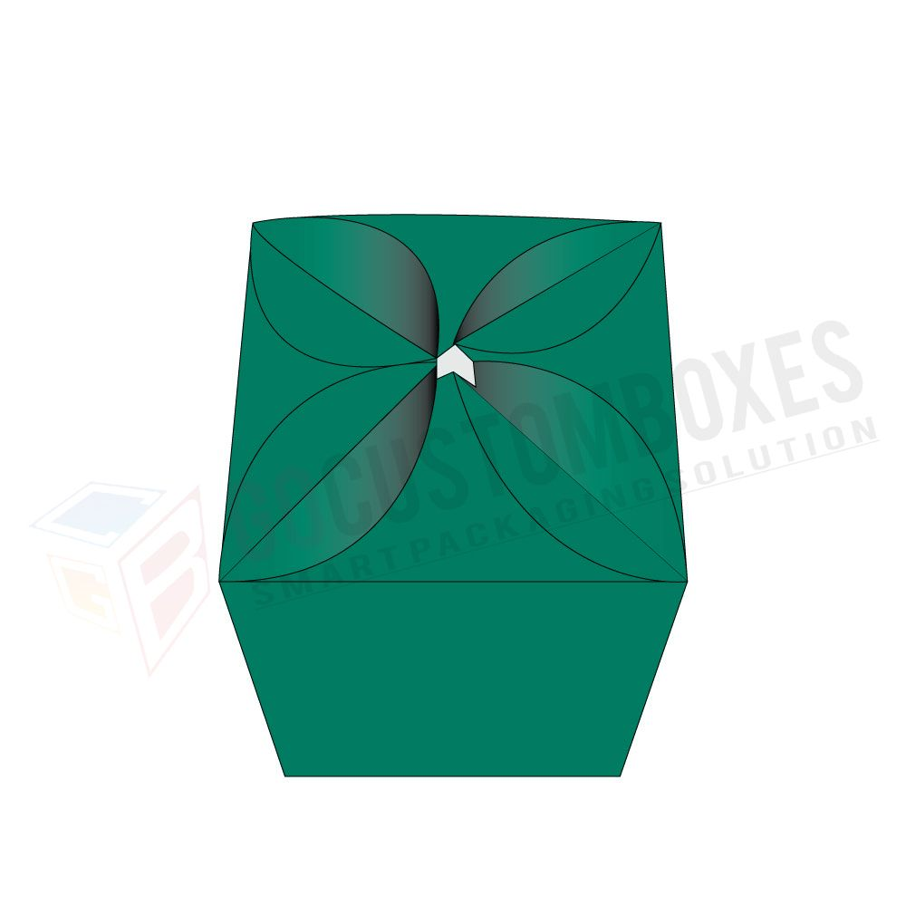Flower Shaped Top Closure Supplier