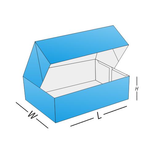 Four Corner Cake Box Packaging