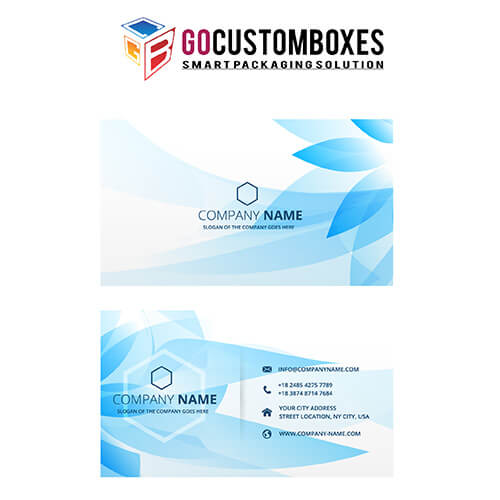 Custom business card printing go custom boxes business cards free business cards uk reheart
