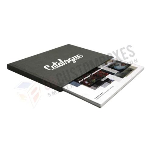 Luxury catalogs Packaging