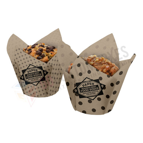 muffin packaging printing