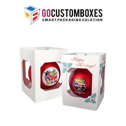 cardboard ornament boxes