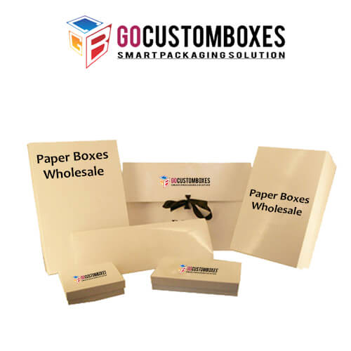 paper boxes wholesale