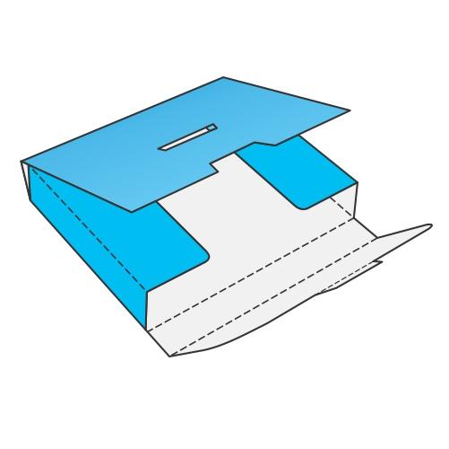 Paper Brief Case design