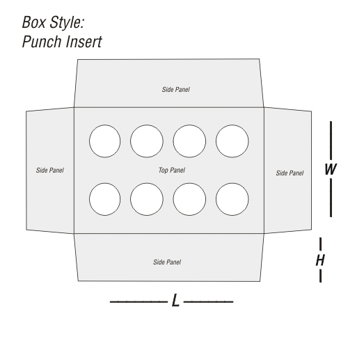 Punch Partition Printing