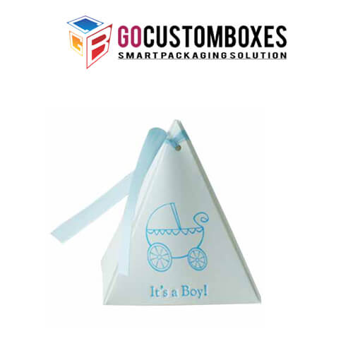 pyramid favor boxes