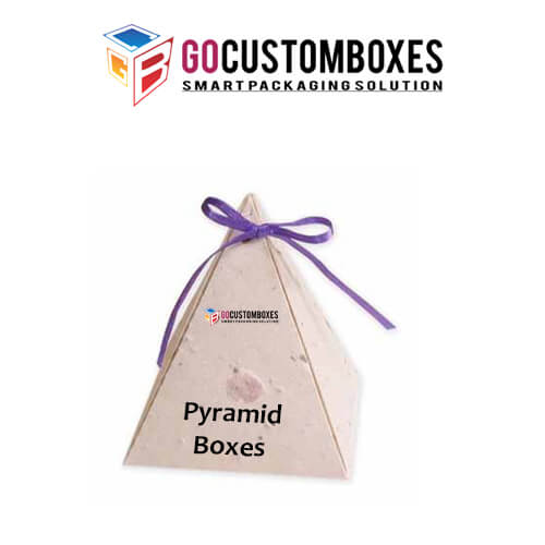 pyramid boxes uk