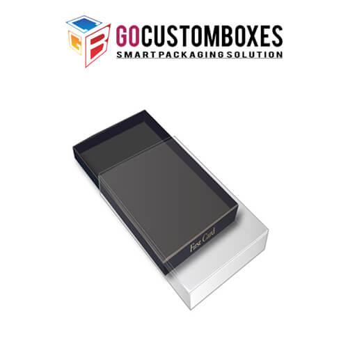 printed box sleeves