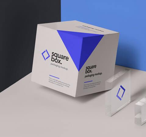 square-box