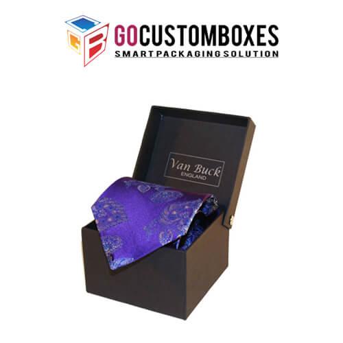 Tie Boxes storage