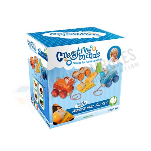 toy packaging printing