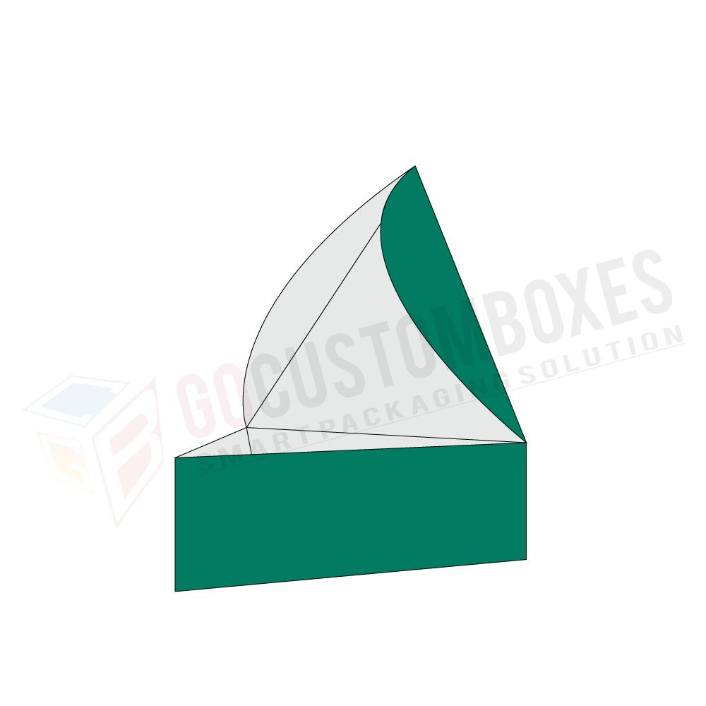 Triangular Tray and Lid