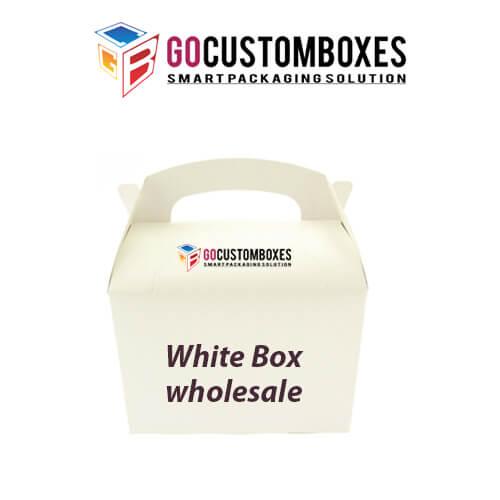 White Packaging Design